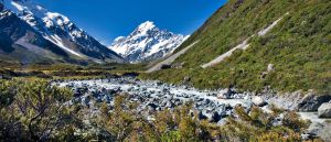 Mount Cook by Hamrani