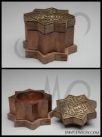 Labyrinth Box by JMWJewelry