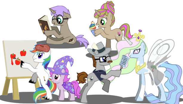 Free Mlp Adoptables by Bubble-the-Wartortle