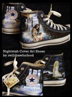 Nightwish Shoes 3 by willdrawforfood