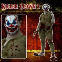 Killer Clown 1 by zememz