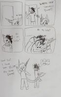 Stupid little comic thingy by ForrestFoxes