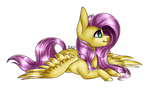 Fluttershy .:COLLAB:. by Miss-Symph-0x0