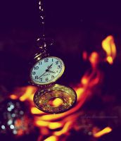 burning time II. by Sylwe