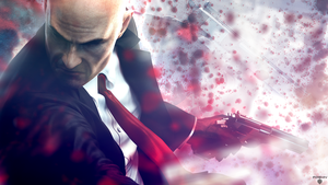 Agent 47 Wallpaper by FoehnGFX