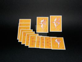Playing Cards - Fire by Rigel-Black