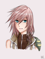 Lightning Headshot by Twin-Chan