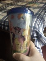My Little Pony Sippy Cup 2 by Goku022