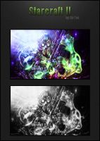 Starcraft II Tags by DirTek