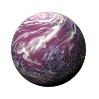 Planet stock 4 - purple 1 by Random-Acts-Stock