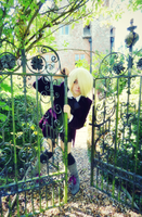 Alois Trancy: Come here with me... by PandoraBakura