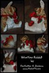 Velveteen Rabbit Collage by Foxfeather248
