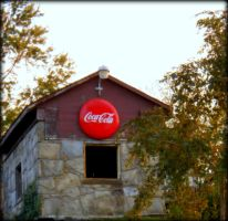 HAVE A COKE AND A SMILE by AudraMBlackburnsArt
