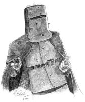 Ned Kelly in armour - 2005 by IronOutlaw56