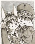 Brother and sister by Wunderknodel