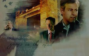 Mystrade by Moony-Aniu