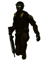 Basic Rifleman - ICS Final by The-Port-of-Riches