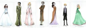 wuthering heights characters by gerre