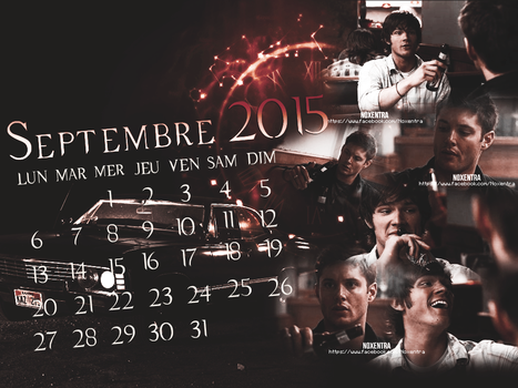 September 2015 Supernatural by N0xentra