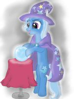 The Great and Powerful Trixie by FinnishGirl97