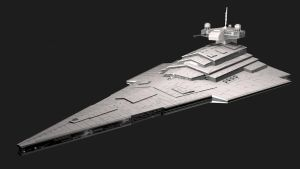 Star Wars - Victory Class Star Destroyer by Schnellchecker