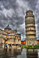 Pisa 5 HDR by Ageel