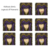 Riukada Icons by SilverRacoon