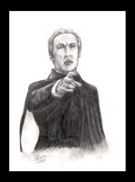 Dracula-Christopher lee by Destinyfall