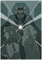 The Line of Durin by onone-chan