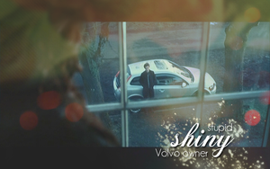 Twilight: Shiny Volvo Owner by xMarr