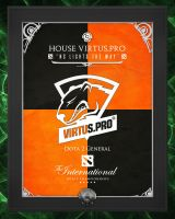 TI3 Banners - Virtus.Pro by goldenhearted