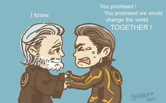 You promised by gataro