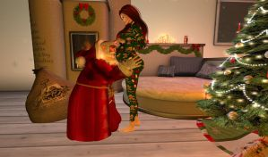 No Greater Gift- Pajama version by Mistress--Phoenix