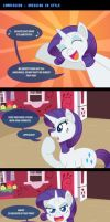 COM - Dressing In Style (COMIC) by AniRichie-Art