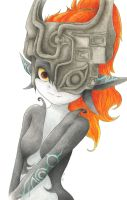 + Midna ++ by Dailix