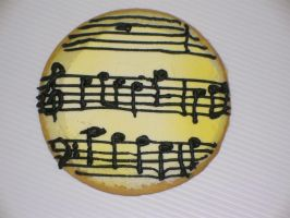 Music Cookie by TheShiftyAdvisor