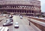 Rome, Italy 4--The Colleseum by gagmewithasporkx