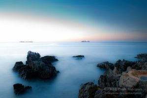 the blue cotton coast by Tereineus