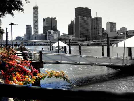 Another Day in Brissie by Vessecora