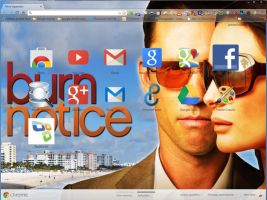 Burn Notice V2.0 by SPCM2011