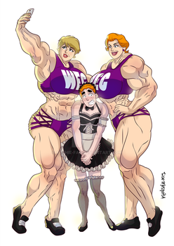 Archie's Mom Illustration 3.2 by Archie-Fan