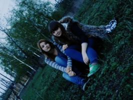 I and my friend by Anime1islife