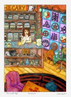 The Occult Shop by Lolair