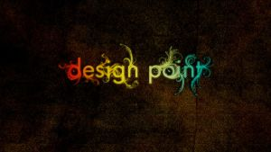 Design Point Typography by Shultzy
