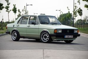 Jetta '80 Season 2011 by dafour