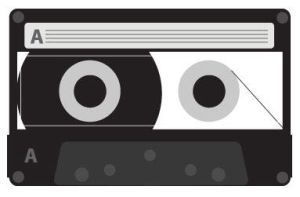 Vector Tape Cassette by melemel