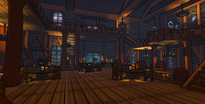KV WIP29 Tavern After by SilverCleric