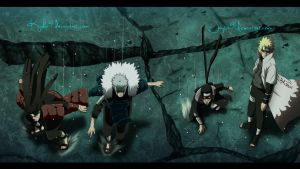 HOKAGES!!! Prepare To Fight! 631 by Jayto91