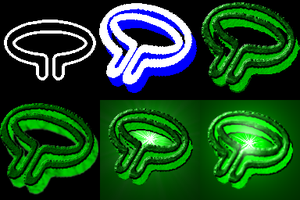 WIP Icon Neon Rune by Ace-of-Trades
