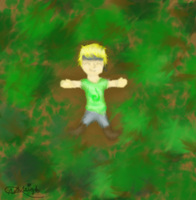 InTheLittleWood Fanart.... again lol 1st out of 3 by PixieGirl3